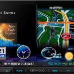 Bluetooth対応、200mmワイドモデルも用意するケンウッド「彩速ナビゲーション」の新モデル - mdv-x701w