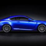 レクサス「RC F」画像ギャラリー -デトロイトショーで初公開、450馬力のV8クーペ【動画】 - 2015_Lexus_RC_F_NAIAS008
