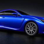 レクサス「RC F」画像ギャラリー -デトロイトショーで初公開、450馬力のV8クーペ【動画】 - 2015_Lexus_RC_F_NAIAS009