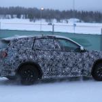 新型BMW X1耐寒テストに初登場スクープ! - 4A4_3441-3024647301-O
