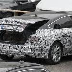 アウディ新型A7、初のフェイスリフト - Spy-Shots of Cars
