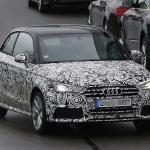 コンパクトで最大250馬力! アウディS1が3月デビュー! - Audi S1 1