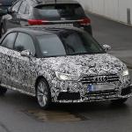 コンパクトで最大250馬力! アウディS1が3月デビュー! - Audi S1 2