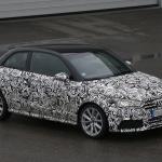 コンパクトで最大250馬力! アウディS1が3月デビュー! - Audi S1 3