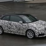 コンパクトで最大250馬力! アウディS1が3月デビュー! - Audi S1 4