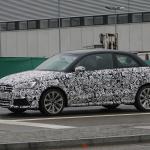 コンパクトで最大250馬力! アウディS1が3月デビュー! - Audi S1 5