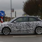 コンパクトで最大250馬力! アウディS1が3月デビュー! - Audi S1 7