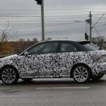 コンパクトで最大250馬力! アウディS1が3月デビュー! - Audi S1 8