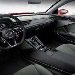 「アウディ・スポーツ・クワトロ・レーザーライト・コンセプト」世界初披露へ【CES2014】 - Audi Sport quattro laserlight concept