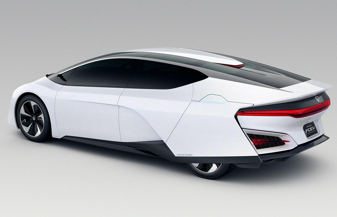「トヨタ 今夏からFCV(燃料電池車)量産体勢へ! 2015年発売へ」の4枚目の画像