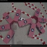 レゴを使って居間で再現するケン・ブロック【動画】 - Ken_Brick_01