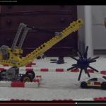 レゴを使って居間で再現するケン・ブロック【動画】 - Ken_Brick_02