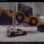 レゴを使って居間で再現するケン・ブロック【動画】 - Ken_Brick_03