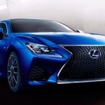 【速報】レクサスがデトロイトモーターショーに「RC F」を出展! - Lexus_RCF