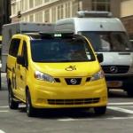 英ロンドン「2018年タクシーEV化」宣言で日産が有利に? - NISSAN_NV200_Taxi