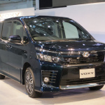 トヨタのミニバン新型「ノア/ヴォクシー」登場! ハイブリッドの燃費はリッター23.8km!! - NOAH VOXY08