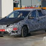 日産新型アルメーラの軽偽装車両をスクープ! - Spy-Shots of Cars
