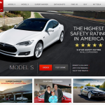 テスラ「モデルS」高級EVとして中国市場へ参入! - TESLA_MOTORS