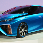 トヨタのHV世界販売が600万台超! CO2排出量4100万t減! - TOYOTA_FCV