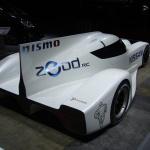 レースもEV時代到来?日産ZEOD RC【東京オートサロン2014】 - ZEOD2