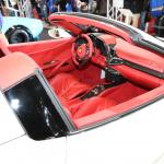 【東京国際カスタムカーコンテスト2014】インポートカー部門最優秀賞はセクシーヒップのフェラーリ458! - c24