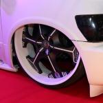 【東京国際カスタムカーコンテスト2014】SUV部門最優秀賞は巨大ホイールのUNIVERSALAIR 5せんと - c29