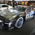 【東京国際カスタムカーコンテスト2014】コンセプトカー部門最優秀賞はR35GT-RのD1マシン! - c30