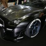 【東京国際カスタムカーコンテスト2014】コンセプトカー部門最優秀賞はR35GT-RのD1マシン! - c33