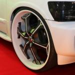 【東京国際カスタムカーコンテスト2014】SUV部門最優秀賞は巨大ホイールのUNIVERSALAIR 5せんと - c44