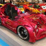 NATS EV-sports Prototype 02はマイクロEVでECOを訴求【東京オートサロン2014】 - c45