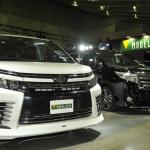 まだ売っていないはずの新型ヴォクシーとノアがあった!【東京オートサロン2014】 - s_DSC4160