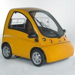 車椅子に座ったまま乗り込めて運転できるシティコミュータEV - 06