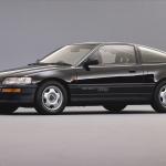 1989年生まれ、日本車ビンテージイヤーの国産名車ベスト10! - 1989_CR-X_SiR