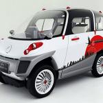 トヨタ、ホンダが超小型EV販売を欧州で先行させる訳とは? - FOMM_Concept_One