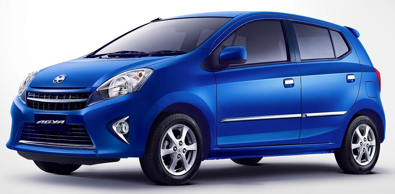トヨタが日本では買えない低価格車「agya(アギア)」をフィリピン輸出 Clicccar Com クリッカー