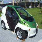 元トヨタ「COMS」の開発者が水上浮揚する小型EVを発表! - TOYOTA_COMS