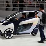 トヨタ、ホンダが超小型EV販売を欧州で先行させる訳とは? - TOYOTA_iROAD