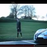 ロナウド選手とブガッティ・ヴェイロンが競走! その方法は?【動画】 - Veyron_CR7_01