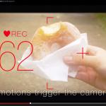 気になったものを自動撮影するウェラブルムービーカメラがもたらすもの【動画】 - Wearable_Camera_02