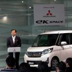 三菱の新型軽自動車「eKスペース」登場、カスタムはミニデリカ? - ekspace001