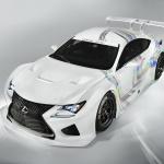 レクサス「RC F GT3 concept」をワールドプレミア - rcfgt_1402_02