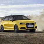 アウディS1/S1スポーツバックがジュネーブに登場! - Audi S1 Sportback
