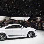 420馬力の「アウディTTクワトロスポーツコンセプト」がデビュー - Automobilsalon Genf 2014