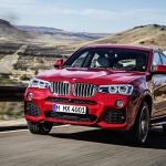 新型BMW X4がフォトデビュー! - BMW_X4_01