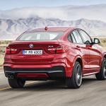 新型BMW X4がフォトデビュー! - BMW_X4_02