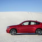 新型BMW X4がフォトデビュー! - BMW_X4_03