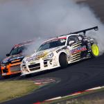 日本発の自動車競技D1GP2014の開幕戦3月29日(土)・30日(日)は富士スピードウェイで! - D1_Fuji_01
