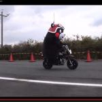 「くまモンキー」発売! くまモンがバイク乗りになるまで【動画】 - Kumamonkey_02
