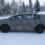 ルノー新型エスパスはロールーフでデビュー! - Spy-Shots of Cars