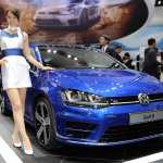 VWが「ゴルフ」販売好調で2月度の過去最高記録を更新! - VW_Golf_R